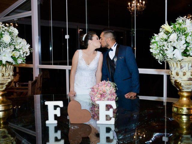 O casamento de Emerson e Francislaine em São José dos Pinhais, Paraná 82