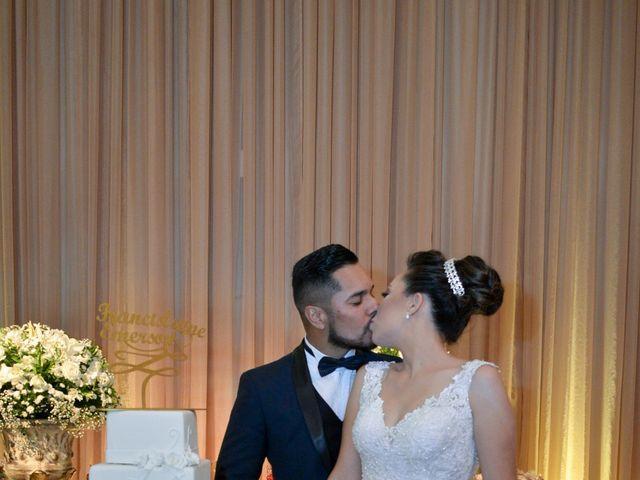 O casamento de Emerson e Francislaine em São José dos Pinhais, Paraná 87