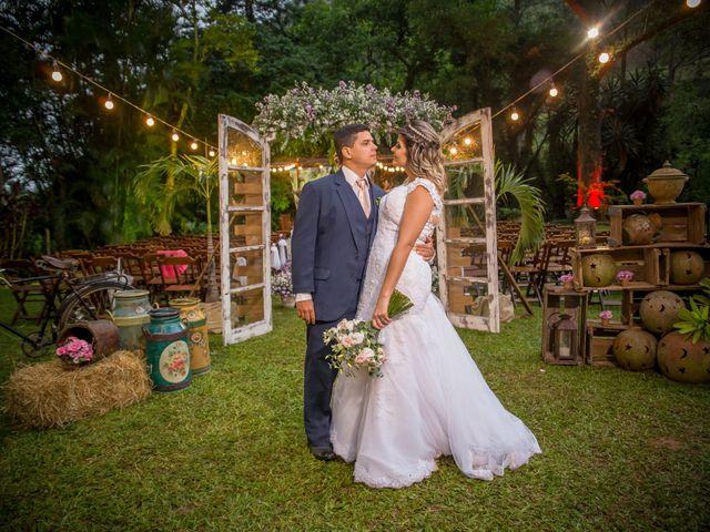 O casamento de Juliane e Thiago