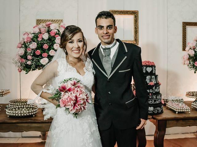 O casamento de Aline e João Paulo