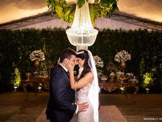 O casamento de Luana e Victor
