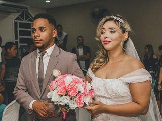 O casamento de Fernanda  e Edivaldo 1