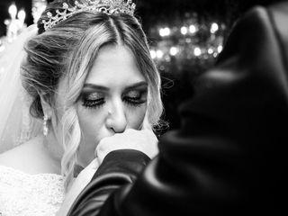 O casamento de Fernanda e Antonio