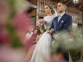 O casamento de Letícia e Wilker  1