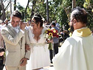 O casamento de Thauana  e Fernando  1
