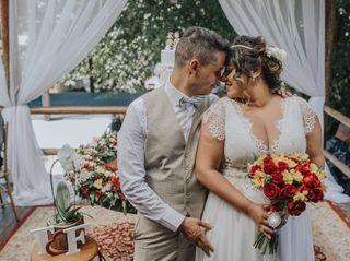 O casamento de Thauana  e Fernando