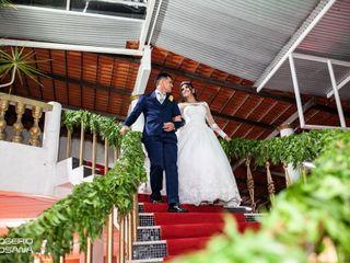 O casamento de Alessandra  e Cledson 1