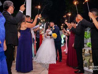 O casamento de Alessandra  e Cledson 3