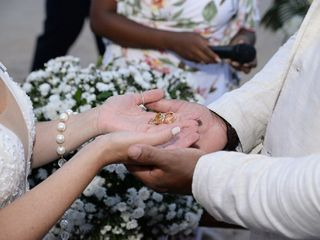 O casamento de Dayana e Fábio