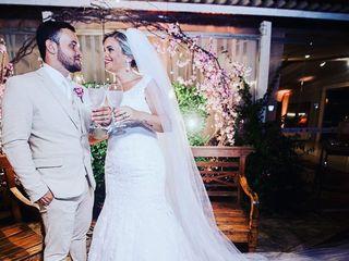 O casamento de Rosana e Abell