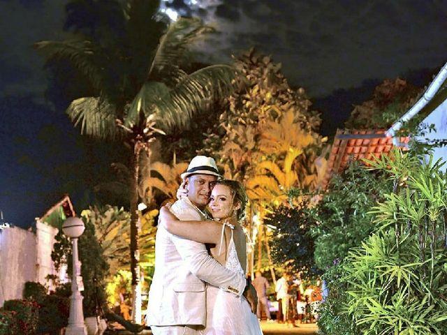 O casamento de Fábio e Dayana em Salvador, Bahia 10