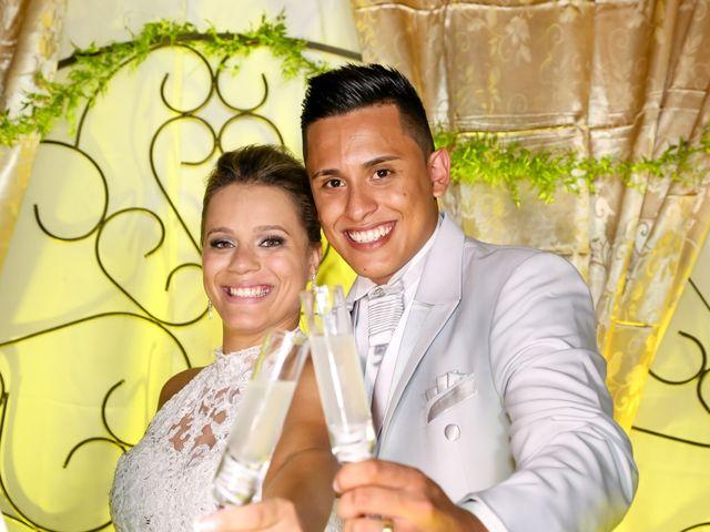 O casamento de Ágatta e Fabio