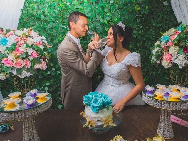 O casamento de Carol e Antony