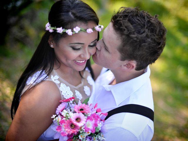O casamento de Ricardo e Pamela