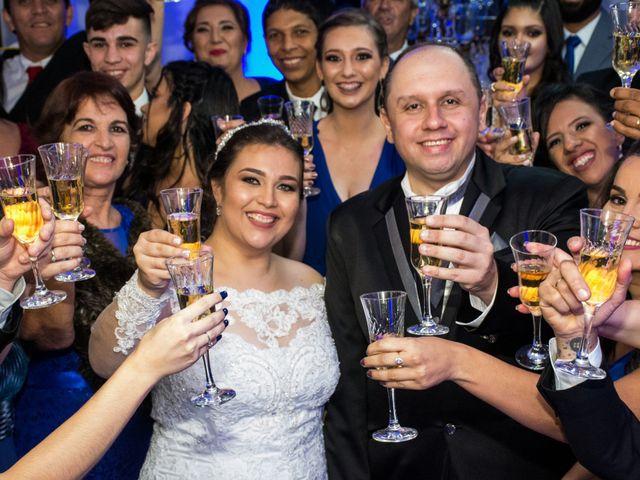 O casamento de Andreza e Ronaldo