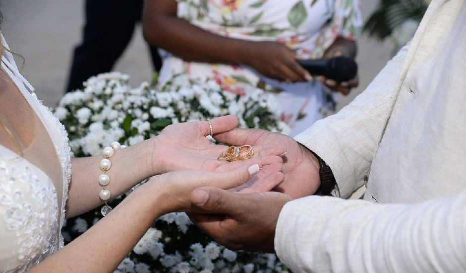 O casamento de Fábio e Dayana em Salvador, Bahia