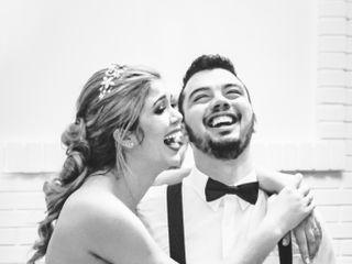 O casamento de Tamara e Filipe