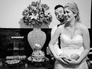 O casamento de Tamara e Filipe 1