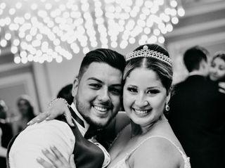 O casamento de Caroline e Julio