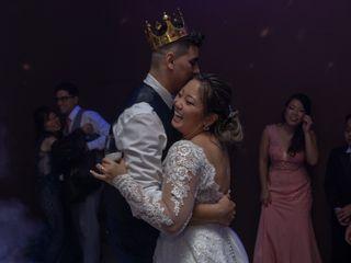 O casamento de Renata e Willians