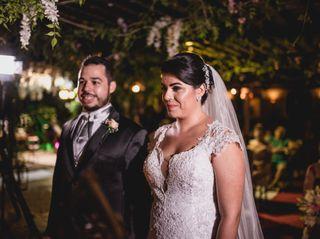 O casamento de Giselle e Emannuel 1