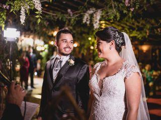 O casamento de Giselle e Emannuel 3