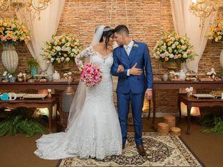 O casamento de Débora  e Yago