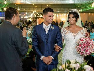 O casamento de Débora  e Yago 2