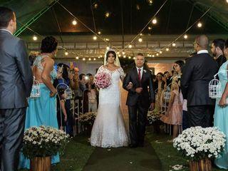 O casamento de Débora  e Yago 3