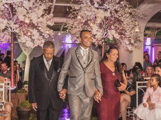 O casamento de Tatiane e Messias 2