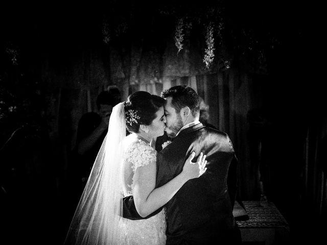 O casamento de Giselle e Emannuel