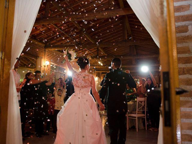 O casamento de Tatylla e Antonio