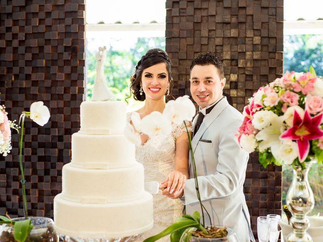 O casamento de Claudia e Rodrigo