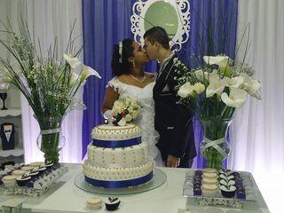 O casamento de Keylana e Wesley 1