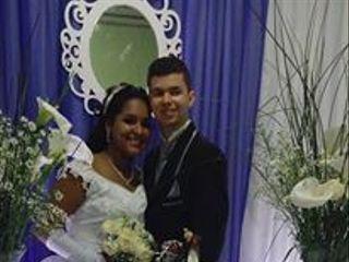 O casamento de Keylana e Wesley 2