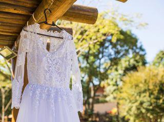 O casamento de Ludmilla e Joab 2