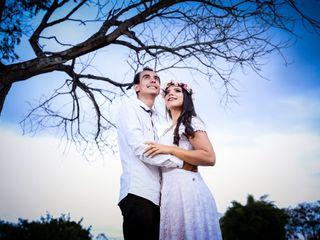 O casamento de Daniela  e José Junior 1