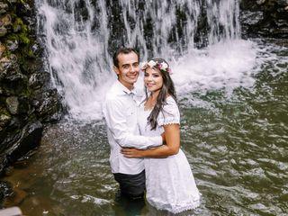 O casamento de Daniela  e José Junior 3