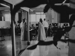 O casamento de Eluana e Lucas 1
