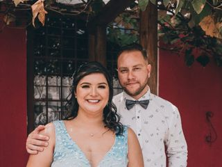 O casamento de Eluana e Lucas 2