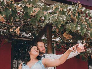 O casamento de Eluana e Lucas 3