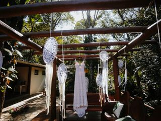 O casamento de Kenya e Fred 1