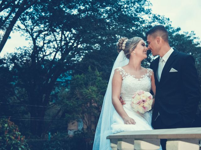 O casamento de Letícia e Phelipe