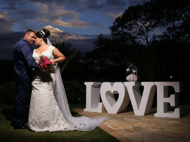 O casamento de Talita e Wenerson