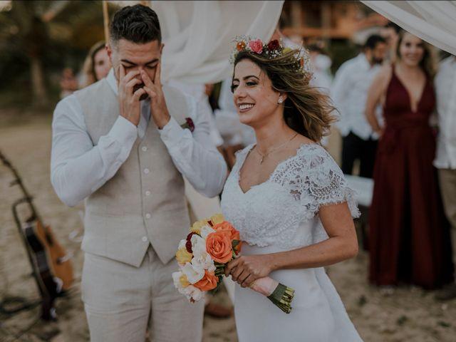 O casamento de Giovanne e Marco