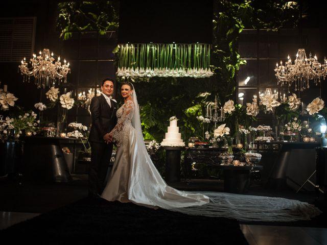 O casamento de Giovanna e Marcos