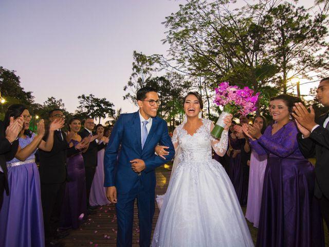 O casamento de Ludmilla e Joab