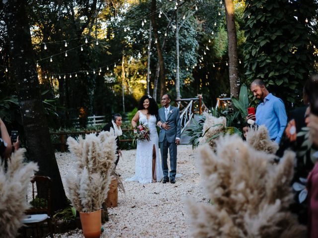 O casamento de Fred e Kenya em Vespasiano, Minas Gerais 29