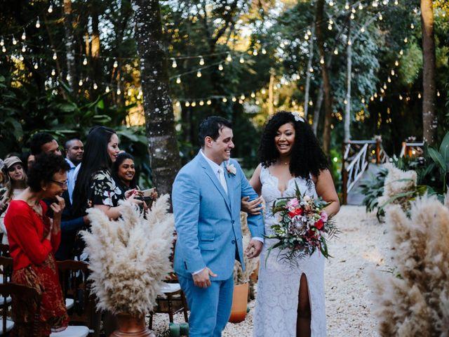 O casamento de Fred e Kenya em Vespasiano, Minas Gerais 30