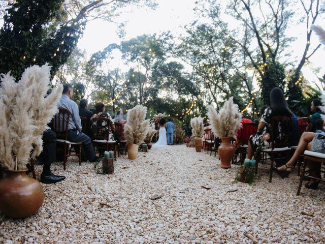 O casamento de Fred e Kenya em Vespasiano, Minas Gerais 34